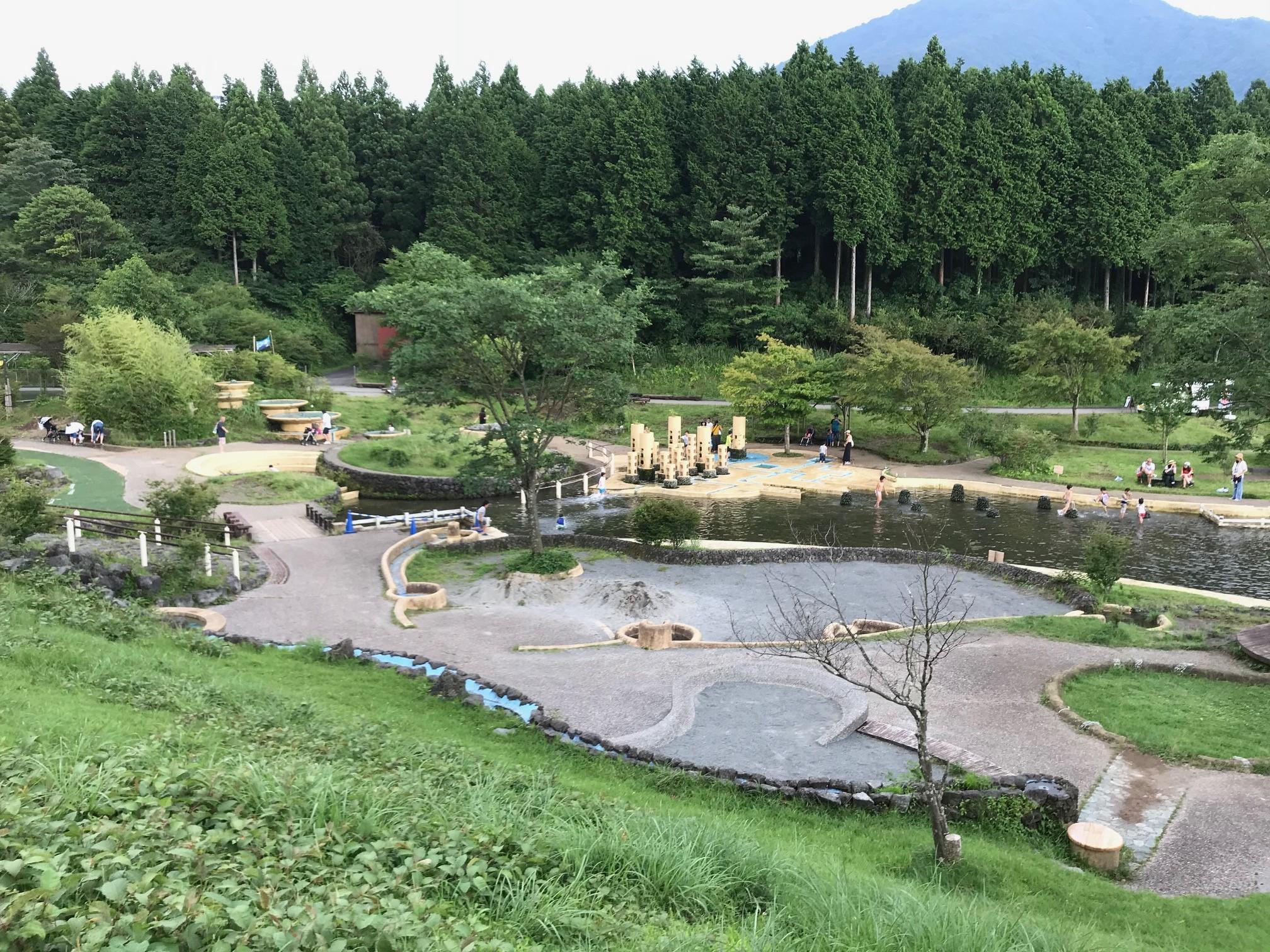 富士山こどもの国オートキャンプ(その1)