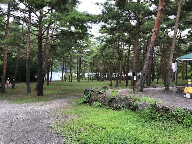 PICA富士西湖キャンプレポート(その2)