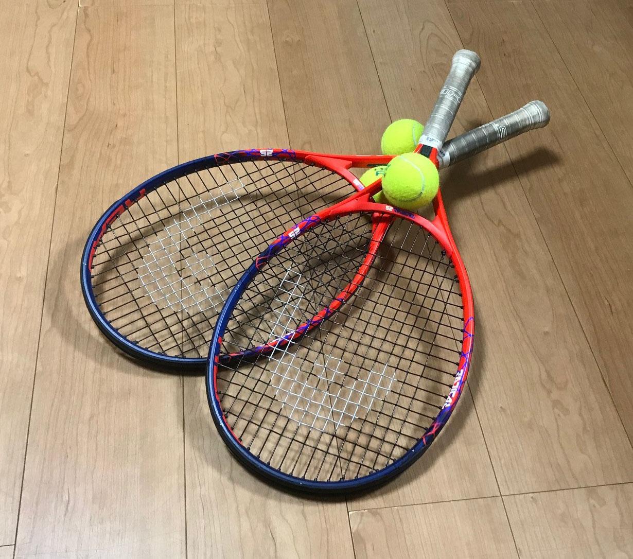 テニスの練習にも使えるリバウンドくん