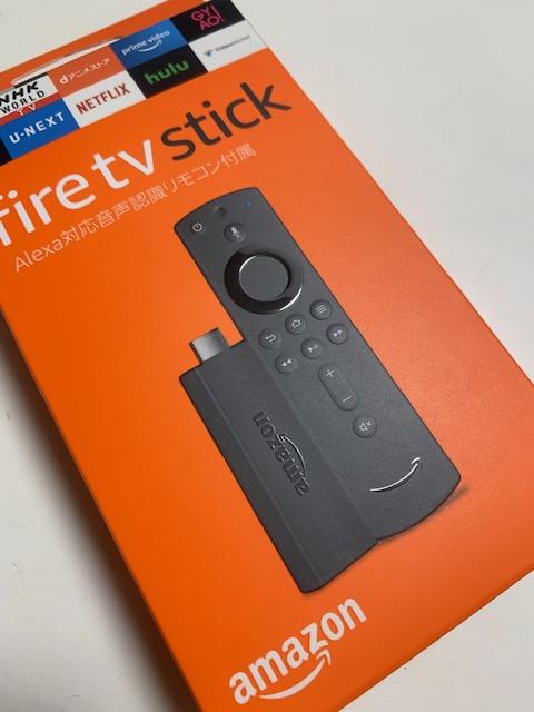 子供がDAZNを見るなら Fire TV Stick がオススメ!